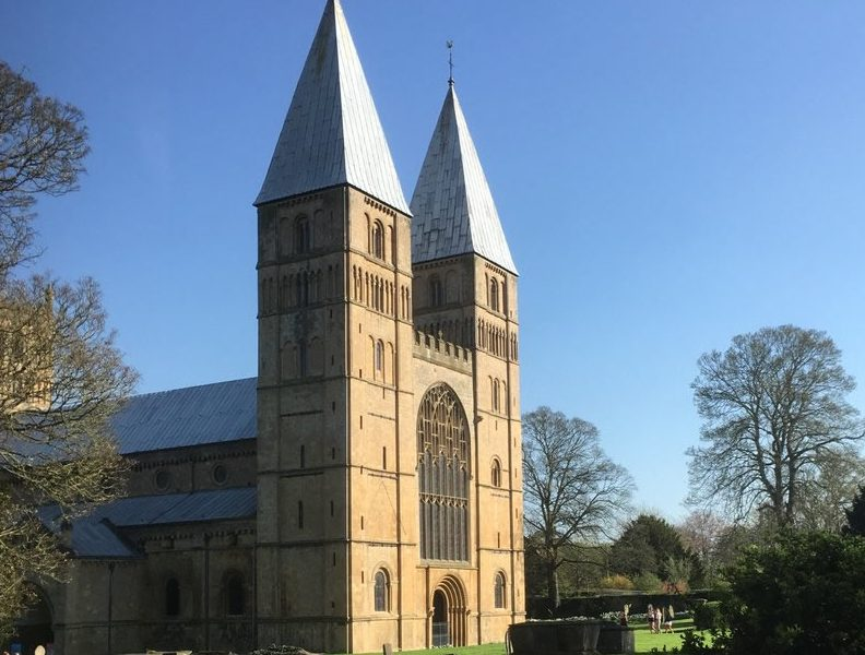 Return of Public Worship in the Minster
