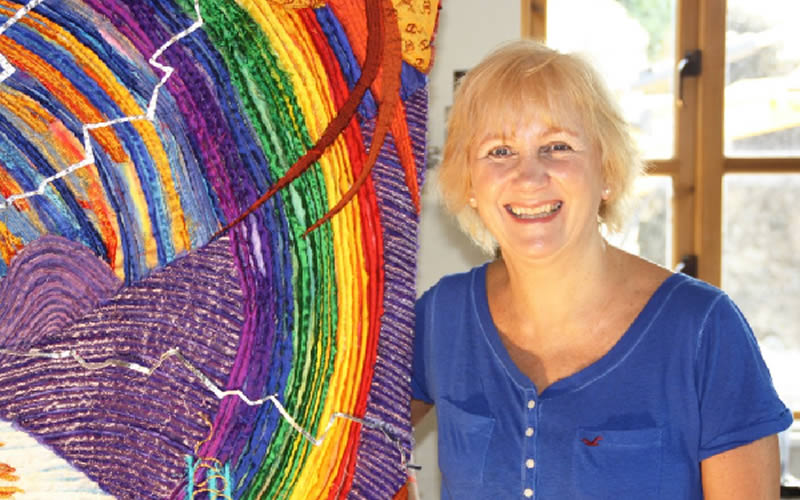 Ground-breaking textile exhibition at the Minster this autumn