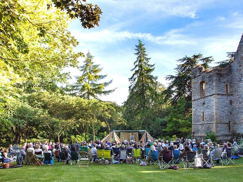 Summer Fun in the Palace Gardens