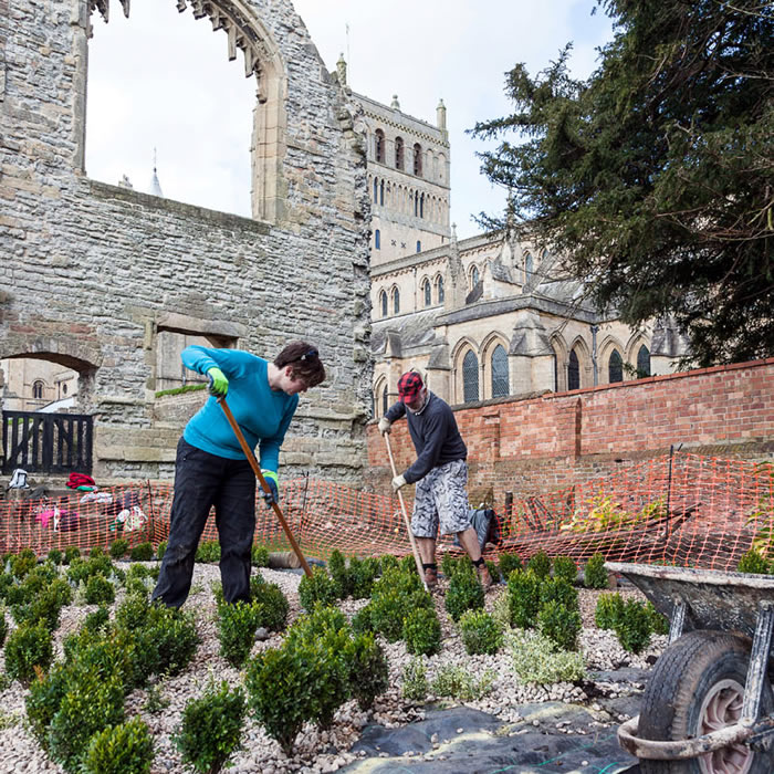 Volunteer at Southwell Minster