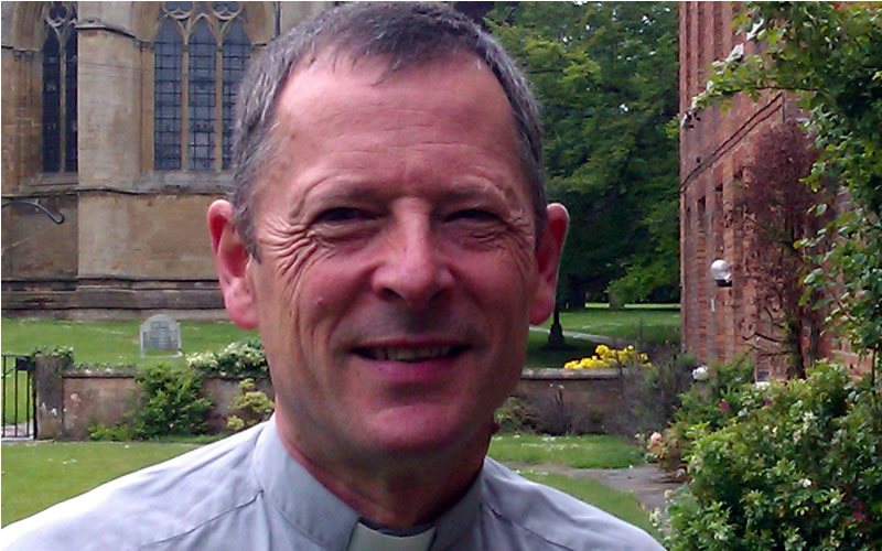 Canon Nigel to Retire
