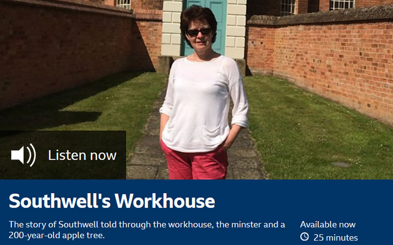 Southwell on BBC Radio 4