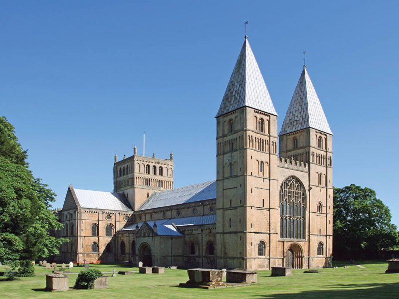 Lonely Planet includes Southwell Minster in its ultimate travelist