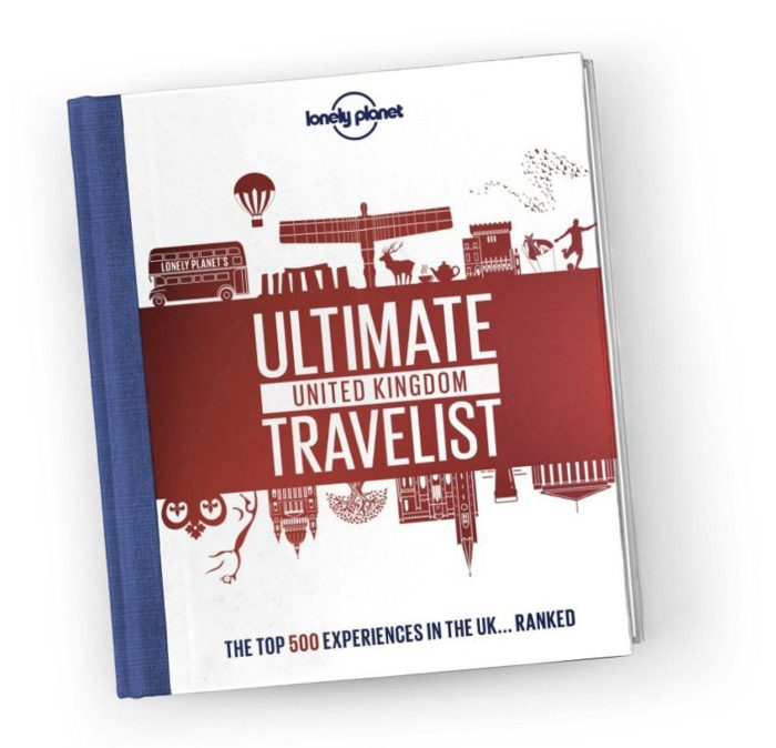 Lonely Planet's Ultimate UK Travelist