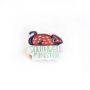 Mousey Fridge Magnet