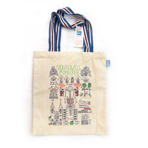 Southwell Minster Cityscape Bag