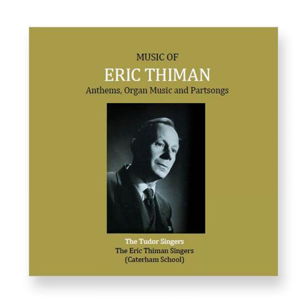 Eric Thiman CD