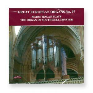 Great European Organs No: 97 CD