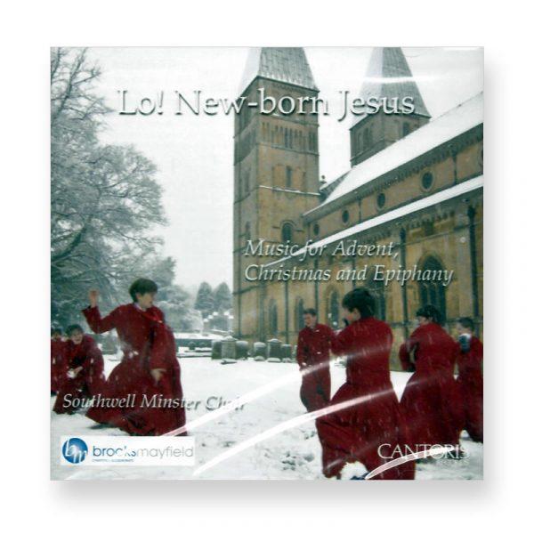 Lo New-born Jesus CD