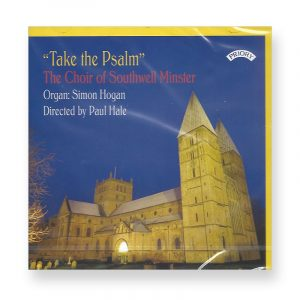 Take the Psalm CD