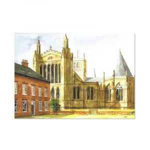 Michael Payne - Chapter House Greeting Card