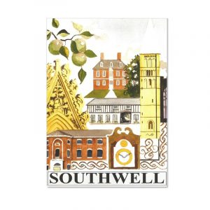 Michael Payne - Southwell Greeting Card