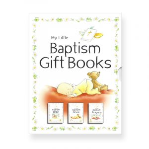 My Little Baptism Gift Books