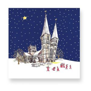 Southwell Qwirky Christmas Card