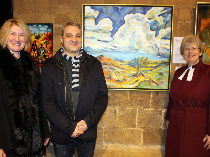 Hungarian Art at Southwell Minster