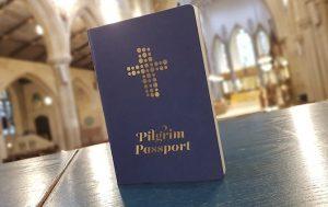 Photo of the Pilgrim Passport