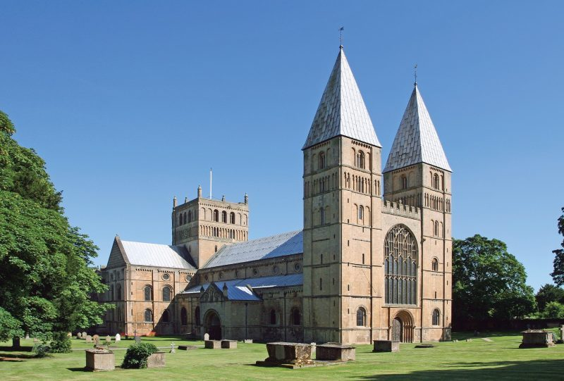 Minster closed this weekend for Ordinations