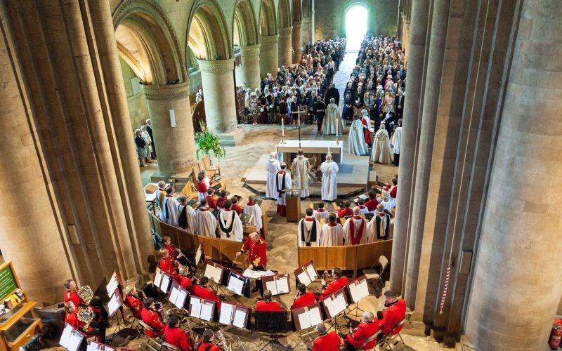 Queen's Birthday Service: A Unique Celebration of Public Service in Nottinghamshire, Sunday 14 June