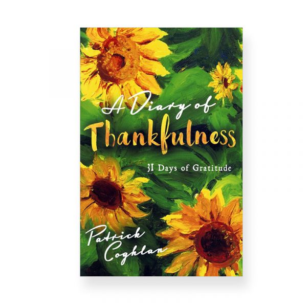 A Diary of Thankfulness book cover