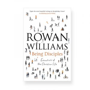 Being Disciples book cover