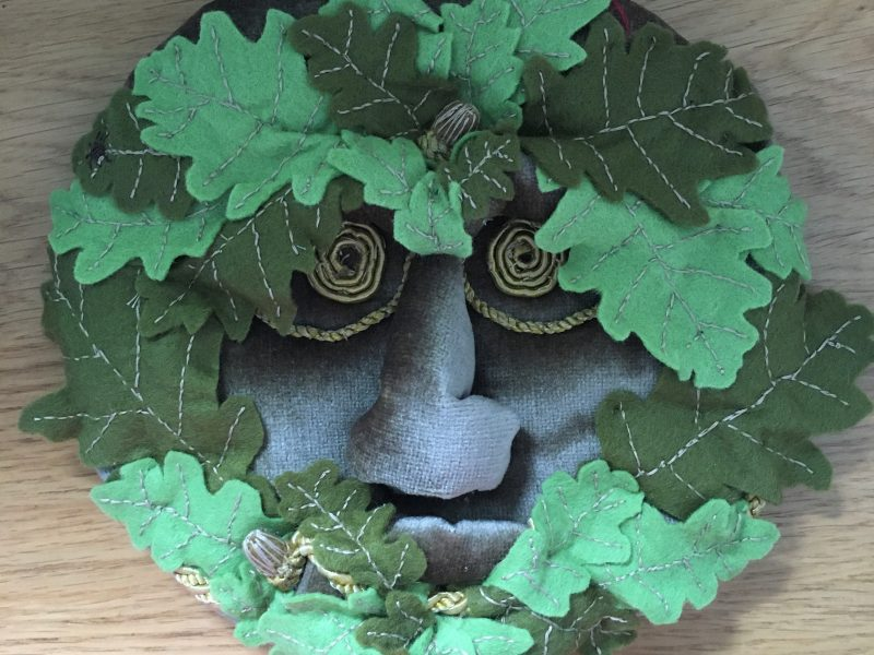 Green Man Competition