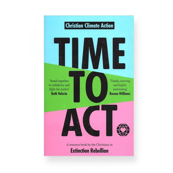 Time to Act book cover