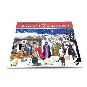 Advent Calendar Jesus is Born - Alison Gardiner
