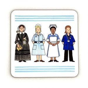 Alison Gardiner Nursing Coaster