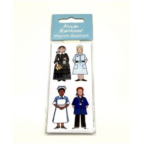 Alison Gardiner Nursing Magnetic Bookmark