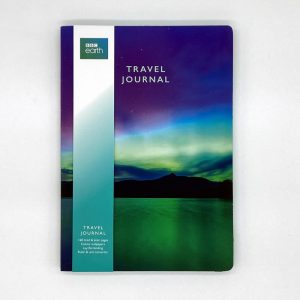 BBC Earth A5 Travel Journal Northern Lights