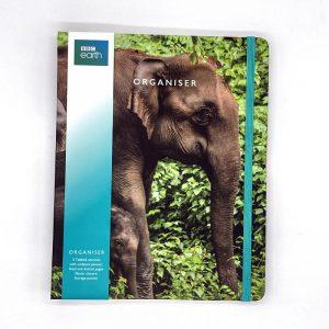 BBC Earth Organiser Elephant