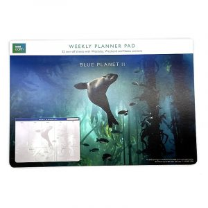 BBC Earth Weekly Planner Galapagos Sea Lion