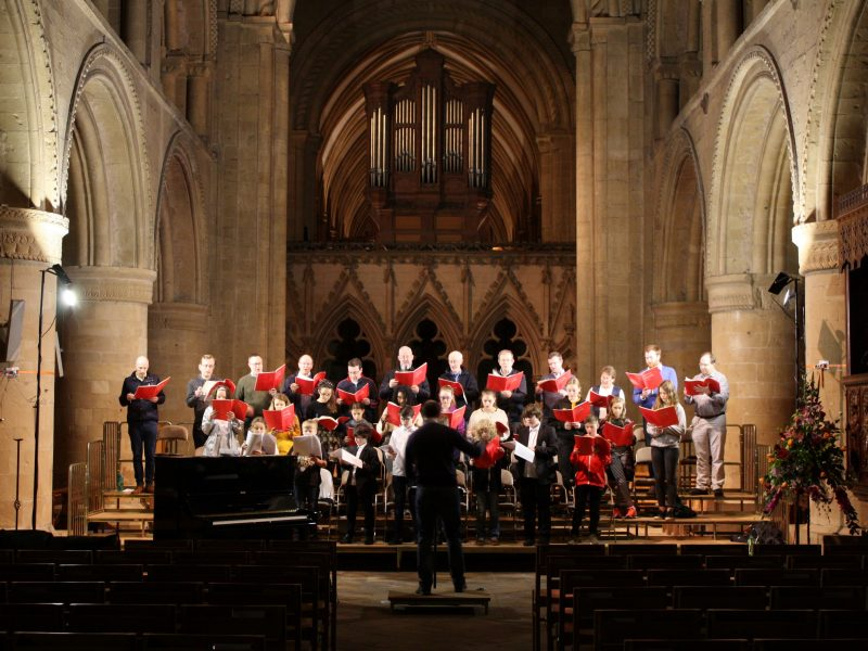 The Chorister Experience Online