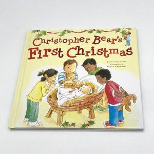 Christopher Bear's First Christmas