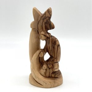 Fair Trade Olive Wood Holy Family