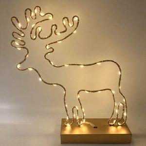 Christmas Reindeer LED Decoration