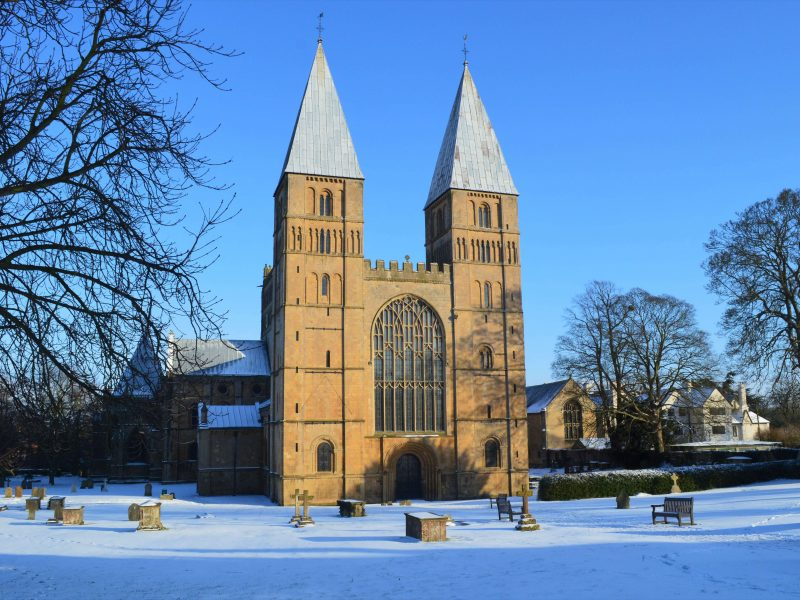 Christmas at Southwell Minster