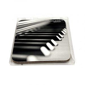 Piano Coaster x 2