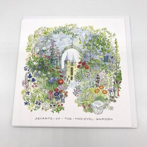 Southwell Minster, Jane Hanford 'Secrets of the Medieval Garden Card'