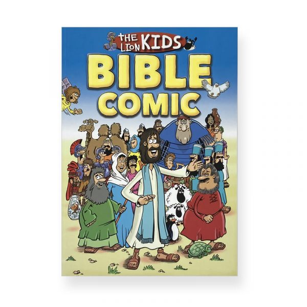 The Lion Kids Comic Bible