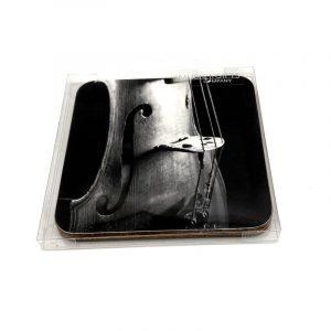 Violin Coaster x 2