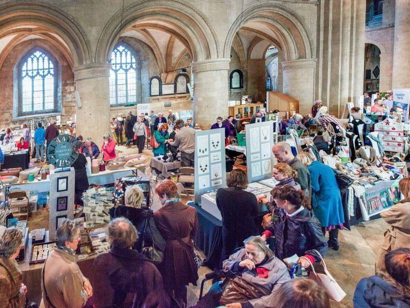 Virtual Christmas Craft Fair: 1-21 December