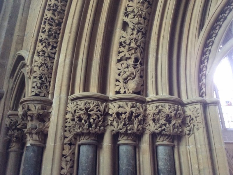 1: The Leaves of Southwell