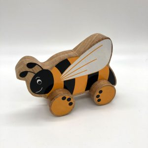 Bee fair trade wooden toy 32