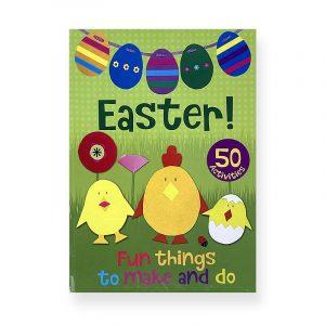 Easter 50 Activities Book