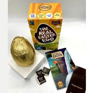Fair Trade Easter Egg