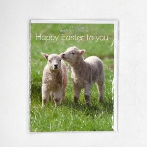 Easter card 396