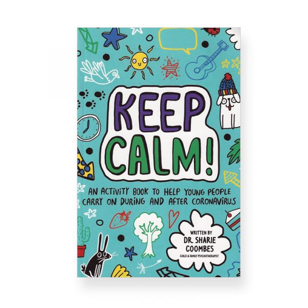 Keep Calm by Charie Coombes