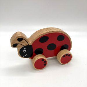 Ladybird fair trade wooden toy 29