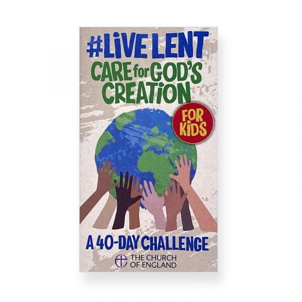 LiveLent 40 day challenge for kids